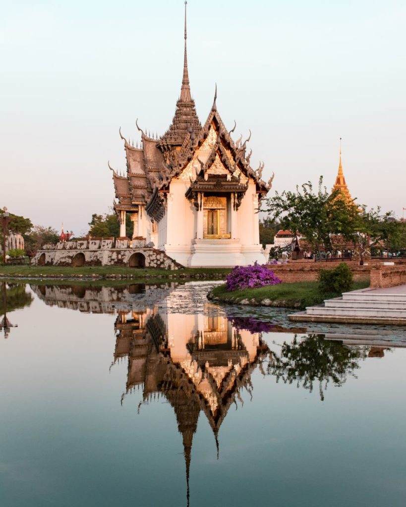 Muang-Borang-Bangkok-Sanphet Prasat Palace
