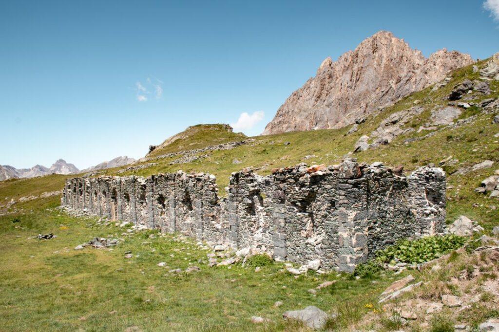 rocca-la-meja-fortificazioni