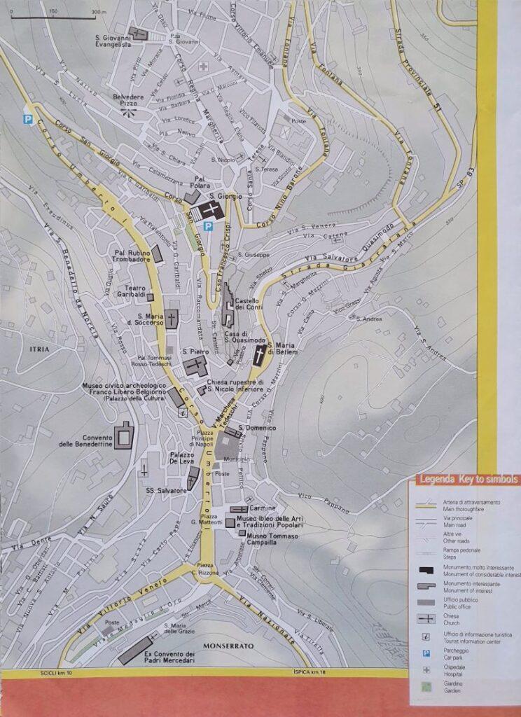 Modica-mappa