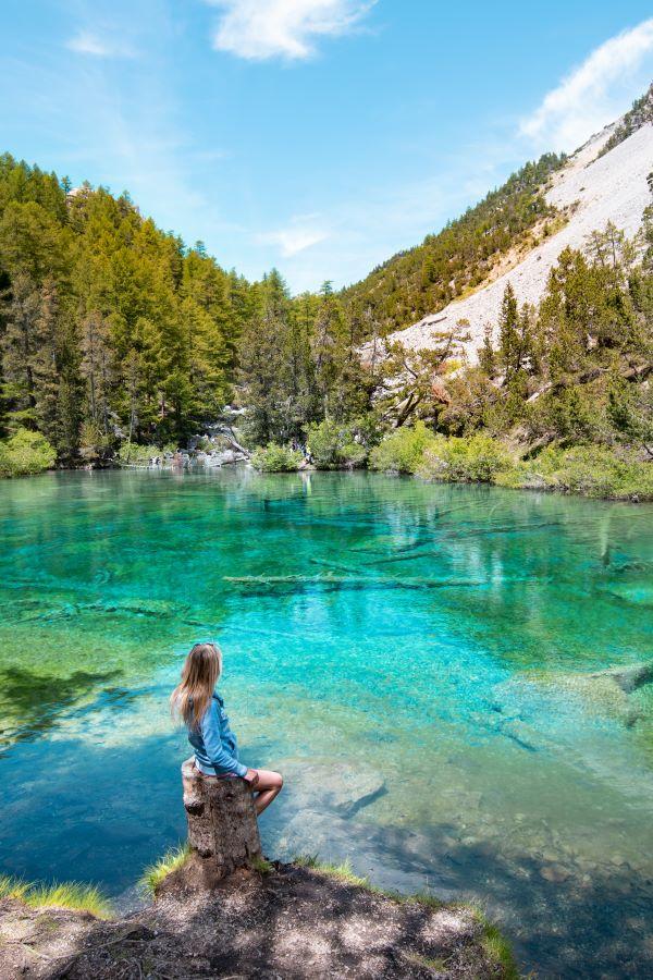 lago-verde-escursione